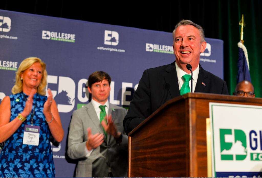 "Ed Gillespie: Ralph Northam ""Disdains those who he disagrees with"""