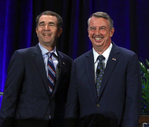 Monmouth University Poll Shows Virginia Governor's Race Tied 44-44