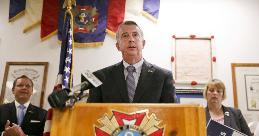 "ICYMI: GILLESPIE: ""They may call it the Unite the Right rally, but they're not on a part of a legitimate political spectrum of left to right."""
