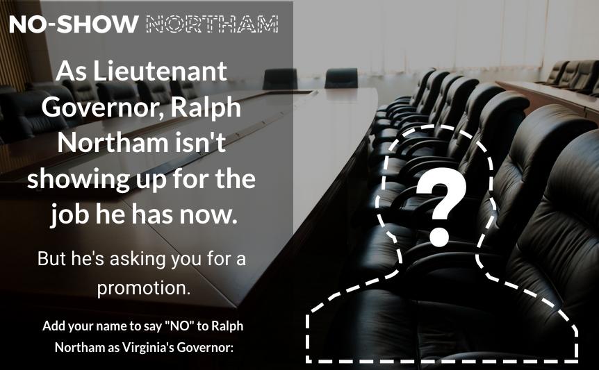 Gillespie Campaign Statement on Northam's Limited Debate Schedule