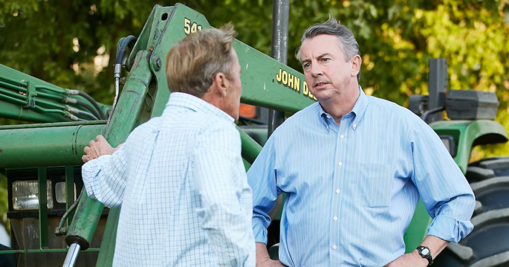 Virginia Farm Bureau Federation AgPAC Endorses Ed Gillespie For Governor
