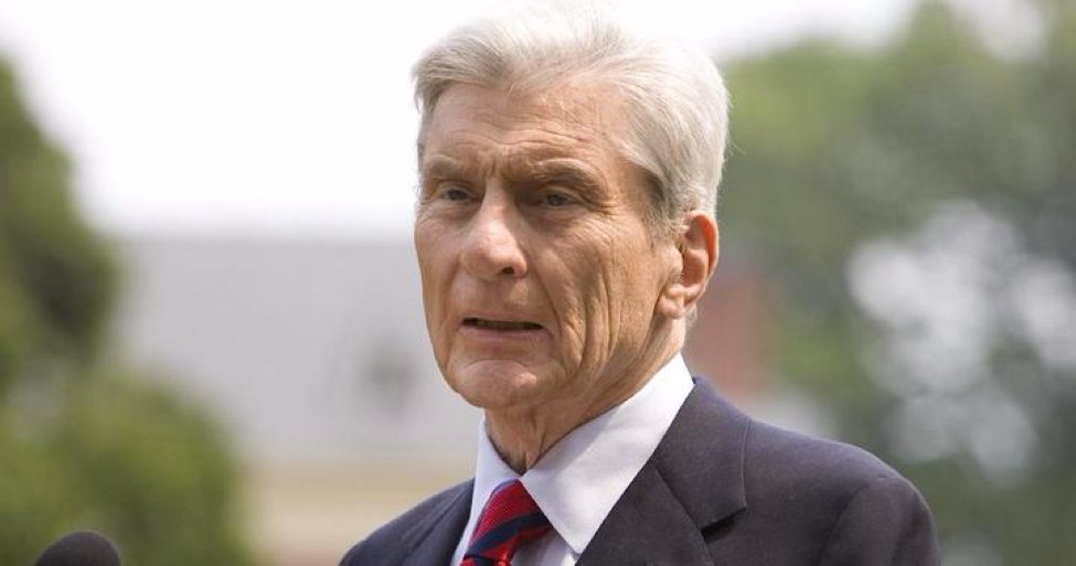 Former Senator John Warner Endorses Ed Gillespie For Governor