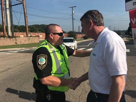 Gillespie Meets With Virginia Sheriffs' Association Following McAuliffe-Northam Administration's Politically-Motivated Cancellation of Annual Meeting
