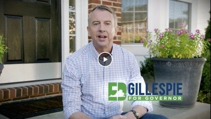 Gillespie Campaign Launches Final TV Ad