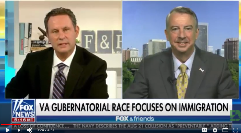 "ICYMI: Ed Gillespie: ""Leadership is not just responding and reacting to problems, it's getting ahead of them and preventing them"""