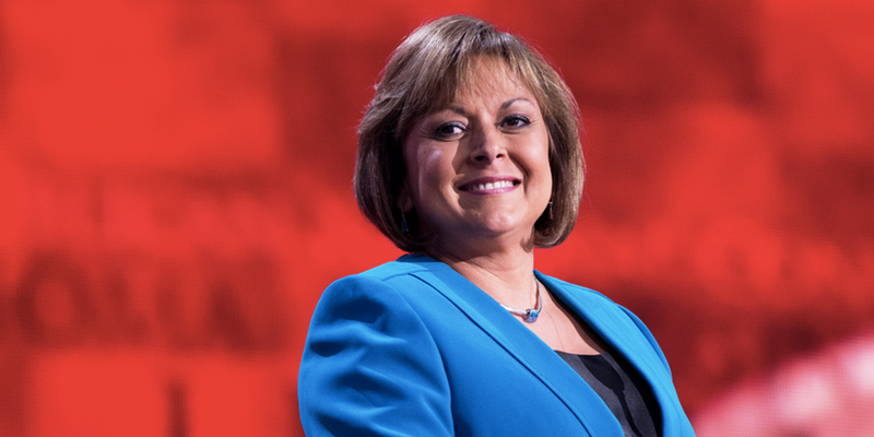 Women for Ed Luncheon with Governor Susana Martinez!